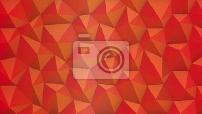 abstrakcyjne tło z heksagonalnych piramid