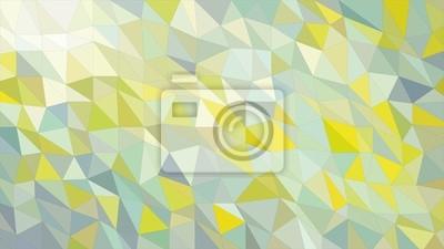 abstrakcyjne tło z kolorowych trójkątów