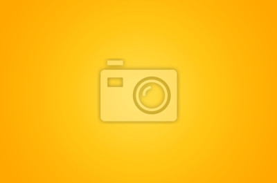 Plakat Abstrakta zamazany ochr żółty tonowy światła tło