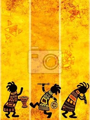 Afrykańskich wzorów krajowych