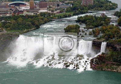 Amerykańska i Bridal Veil Falls