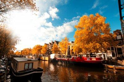 Plakat Amsterdam.