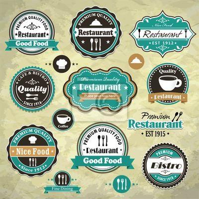 Archiwalne ramki z szablonu żywności