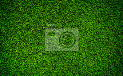 Plakat Artificial grass background