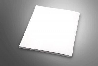 Plakat Back Folder Cover