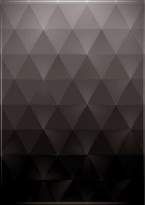 background trójkąty