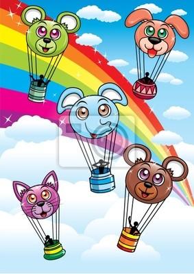 Balon zwierząt