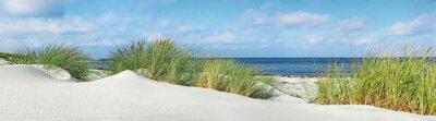 Plakat Baltic Sea Beach - Panorama