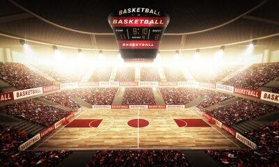 Plakat Basketball Arena