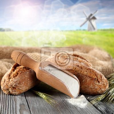 białej mąki