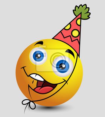20da63b4ec Plakat Birthday Boy Emotikon Smiley emotikon na wymiar • strona ...