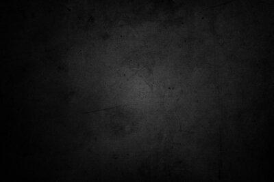 Plakat Black textured background
