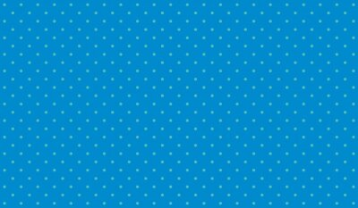 Plakat Blue retro background with pop art style and blue polkadot