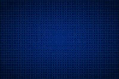 Plakat Blue retro halftone background. Halftone texture. Vector illustration