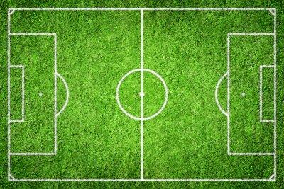 Plakat Boisko do piłki nożnej