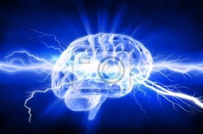 Plakat braintorm