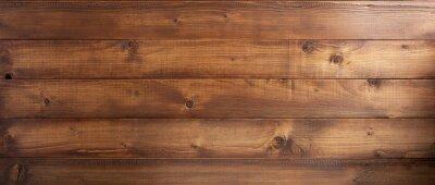 Plakat brązowy deska drewniane tła