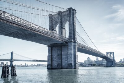 Plakat Brooklyn Bridge