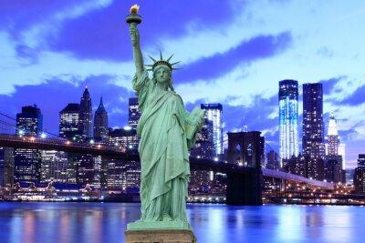 Nowy Jork Statua Wolności Statua Wolności Nowy Jork