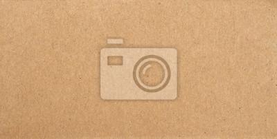 Plakat brown cardboard texture background