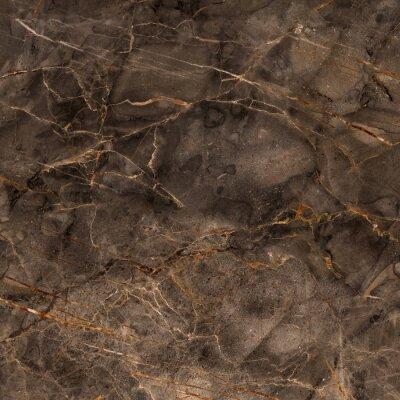 Plakat brown marble texture