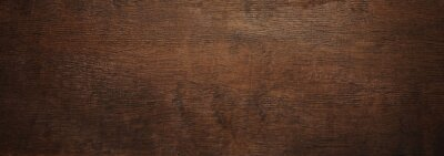 Plakat brown wooden texture may used as background