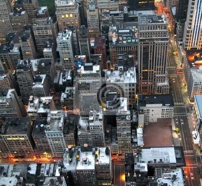 Budynki w Nowym Jorku