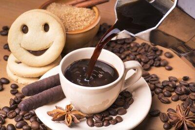 Plakat Caffè del mattino