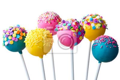 Plakat Cake pops