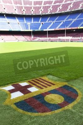 Plakat Camp Nou - Stadion FC Barcelona szczegółów