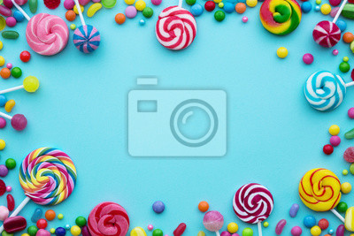 Plakat Candy tle