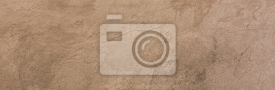 Plakat ceramiczna brązowa płytka z szorstkim abstrakcyjnym wzorem kamienia