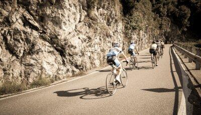 Plakat ciclismo