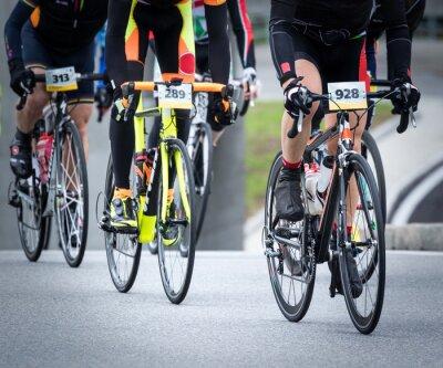 Plakat ciclismo agonistico