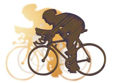 Plakat Ciclista