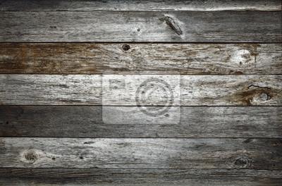Plakat ciemne rustykalnym tle drewna stodoła