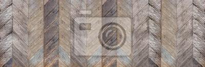 Plakat Ciemnego brązu nieociosany przekątny ciężki drewno powierzchni tekstury tło, naturalny deseniowy tło, sztandaru materiał dla projekta.