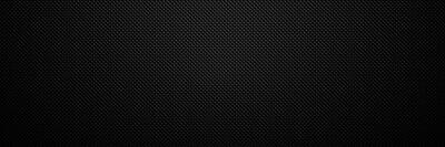 Plakat Ciemny czarny Geometryczne tło siatki Nowoczesne ciemne streszczenie tekstura