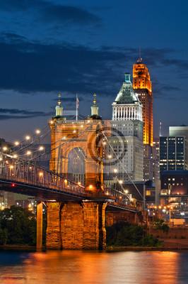 Plakat Cincinnati
