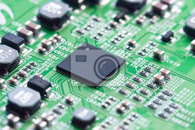 Plakat Circuit Board