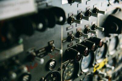 Plakat Close-up Of Computer Keyboard