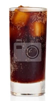 Plakat Cola napój lub Cuba libre