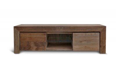 Plakat console table with a white background
