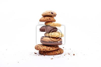 Plakat cookies baking sweet dessert