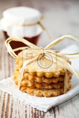 Plakat Cookies Masło