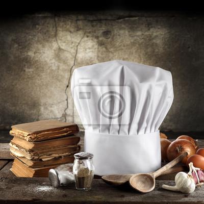 Plakat Czapka kucharza