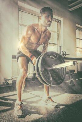 Plakat Czas siłowni
