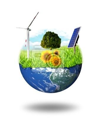 Plakat Czyste pojęcie środowiska