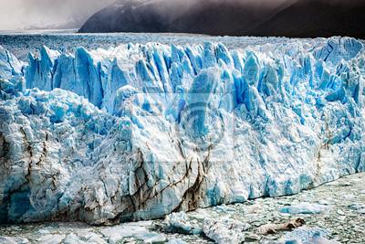 Plakat Detail of the Perito Moreno Glacier