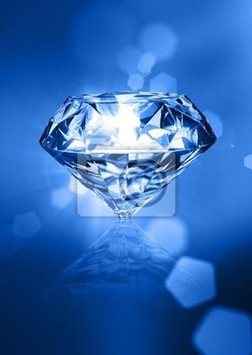 Plakat diament